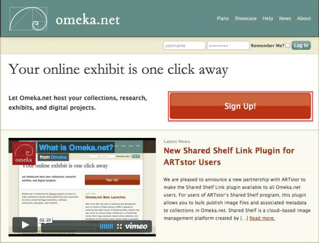 omeka_screenshot